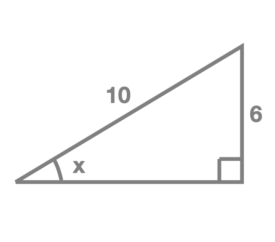 SOH CAH TOA - How To Find Unknown Angles